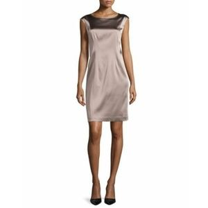LAFAYETTE 148 Norina Sleeveless Sheath Dress #80